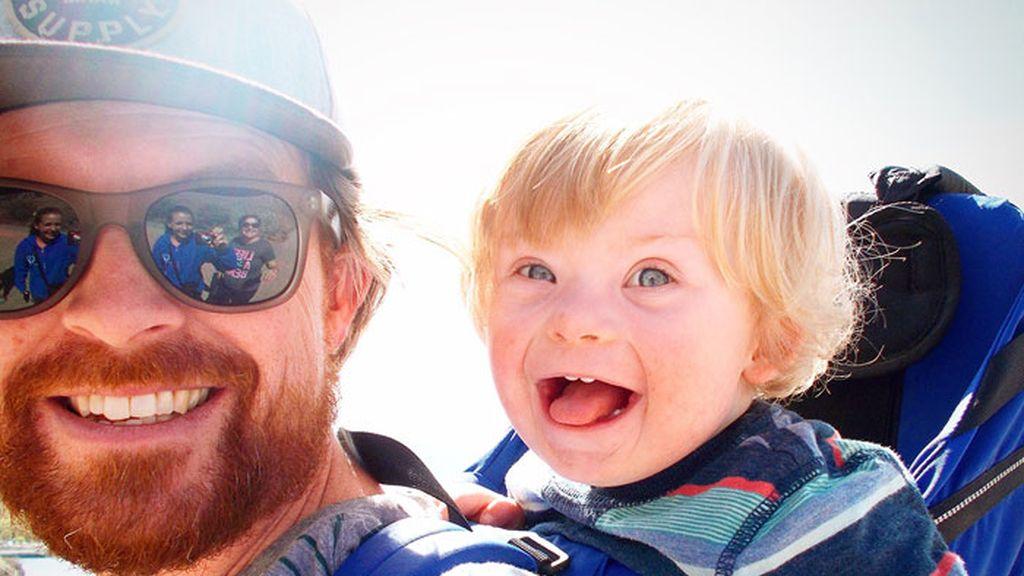 """Will, el niño con Síndrome de Down que """"vuela"""""""