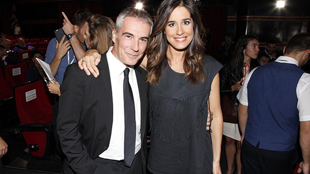 David Cantero e Isabel Jiménez, los rostros de Informativos Telecinco