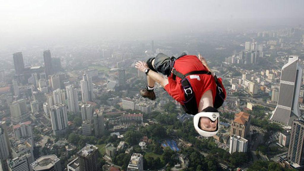 Deporte de alto riesgo en Malasia