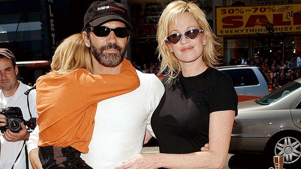 Melanie Griffith y Antonio Banderas se divorcian