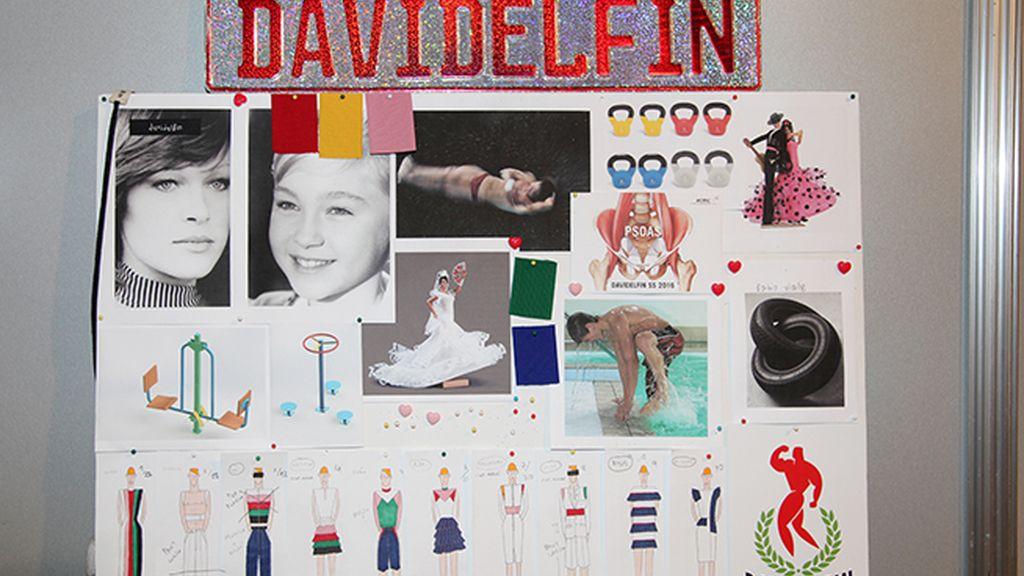 Marisol y el mundo del fitness, una curiosa combinación mezclada a la perfección por Davidelfín