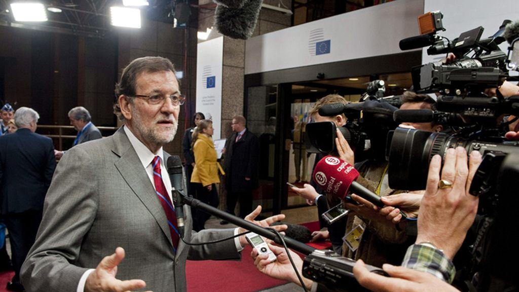 Rajoy participa en Bruselas en la Cumbre extraordinaria sobre inmigración