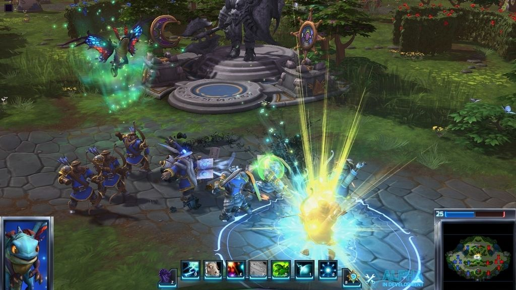 Heroes of the Storm, videojuegos, eSports