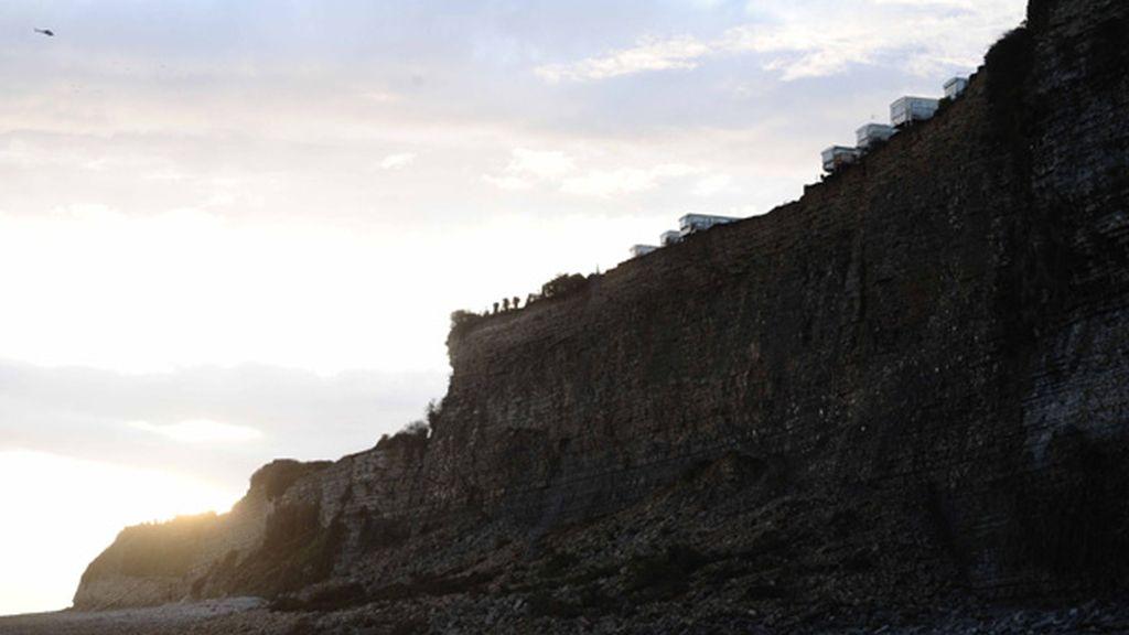 Peligrosas vacaciones en Gales