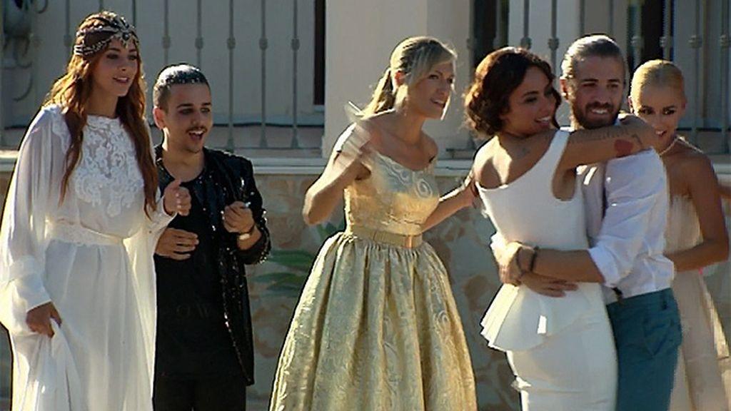Las princesas toman su decisión