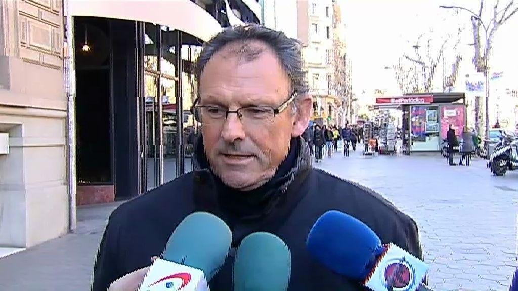 Mario Pascual Vives, abogado de Iñaki Urdangarin