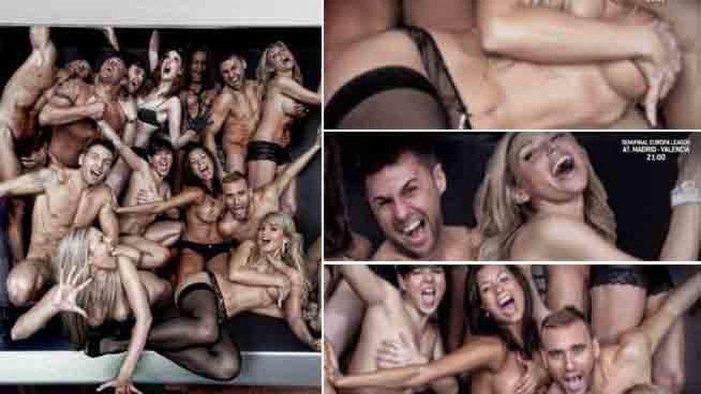 Los concursantes de 'GH' se han desnudado en un reportaje de Torito