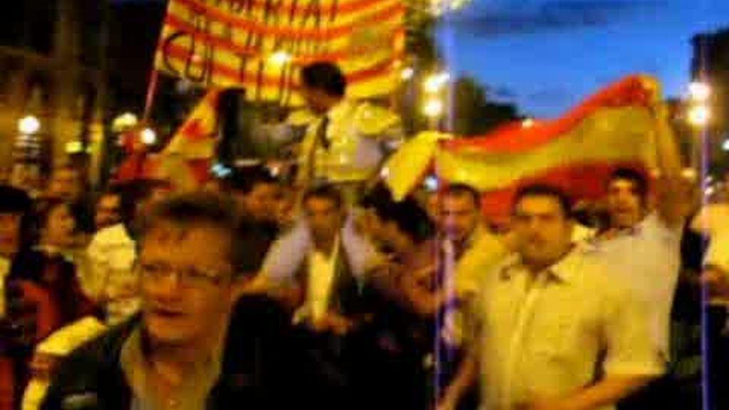 Serafín Marín sale a hombros por Barcelona