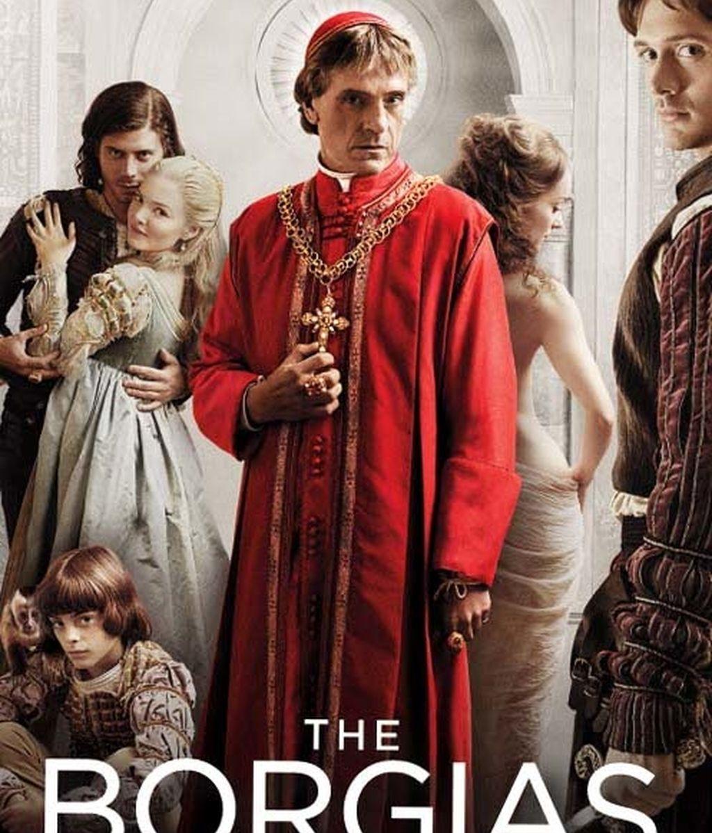 El Papa Alejandro VI y su corrupta familia