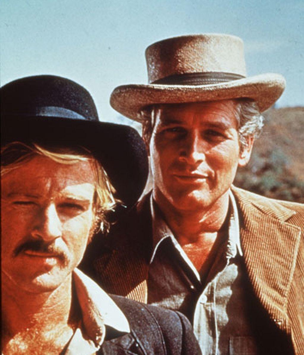 'Dos hombres y un destino', con Paul Newman