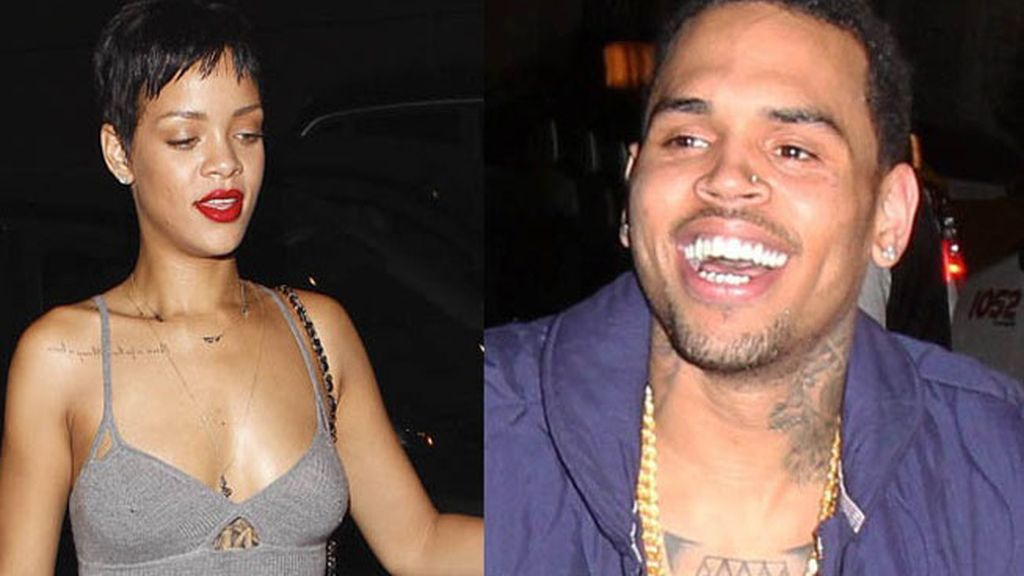 Rihanna vuelve con Chris Brown