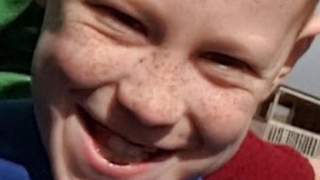 Búsqueda desesperada de un pequeño de 8 años que no llegó al colegio