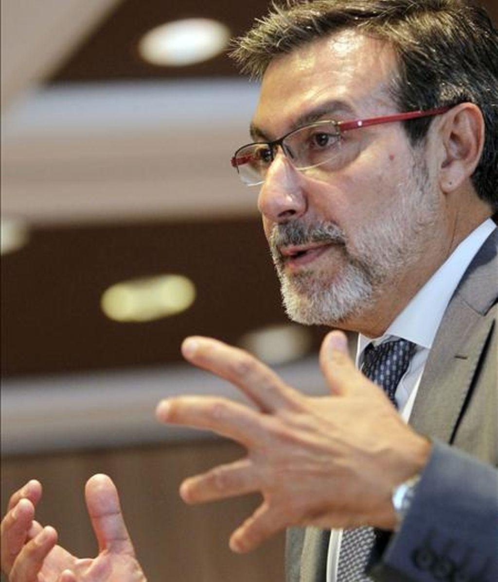 El ex ministro del Interior Antoni Asunción. EFE/Archivo