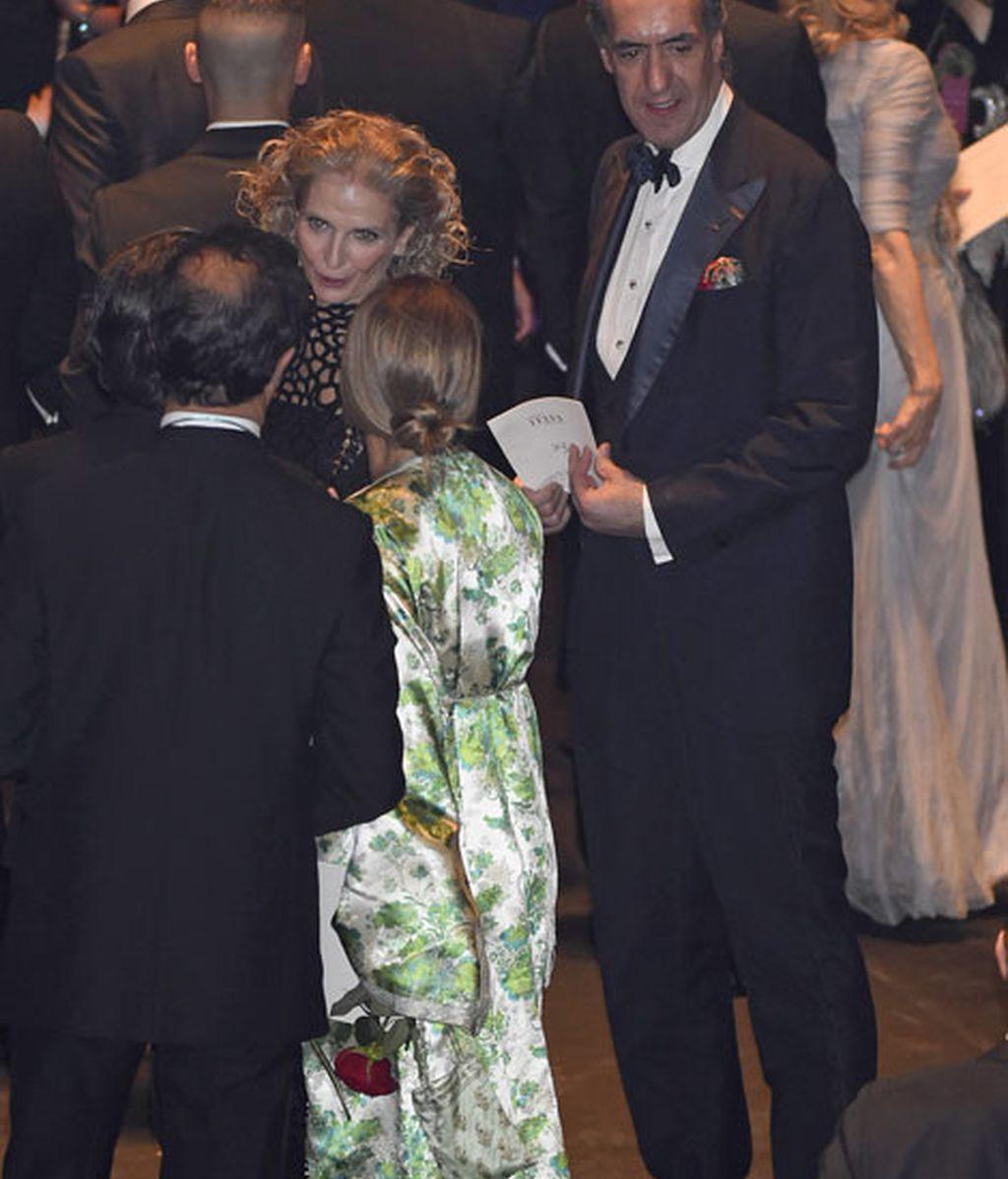 Jaime de Marichalar también estuvo entre los invitados