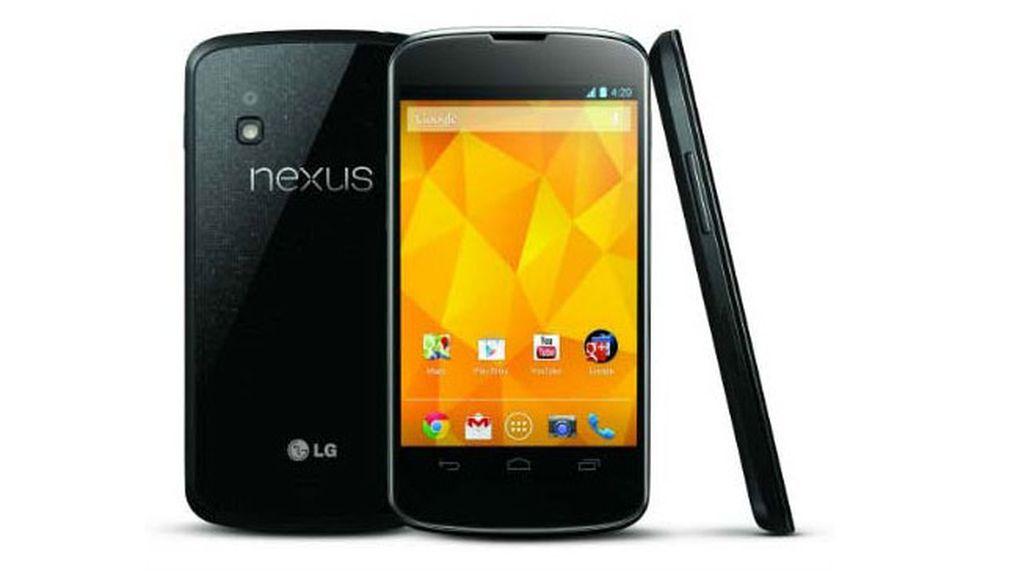 Nexus 4 smartphone Google
