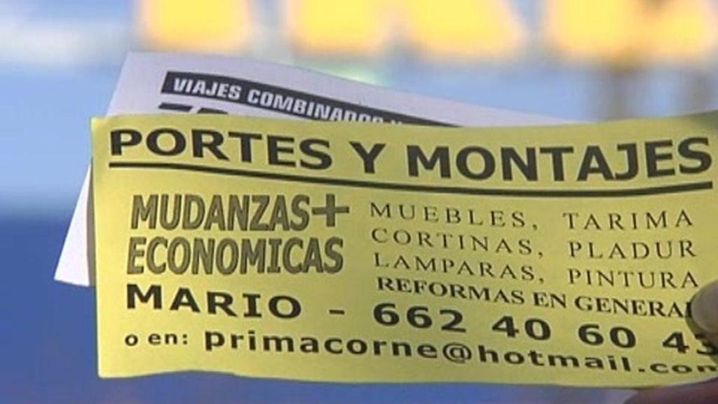 España a la cabeza del mercado negro