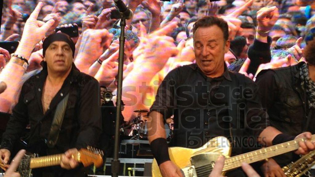 Bruce y Steve