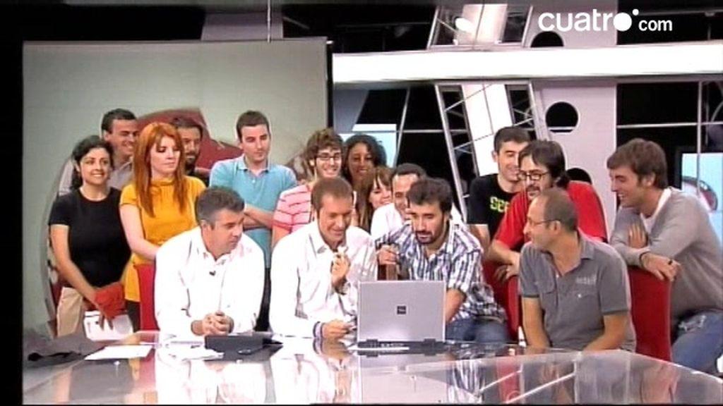Videochat Los Manolos 20 de septiembre 2010: tercera parte