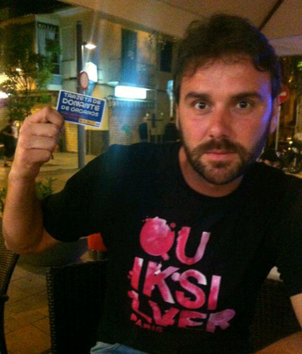 La tarjeta de Pau Bestard