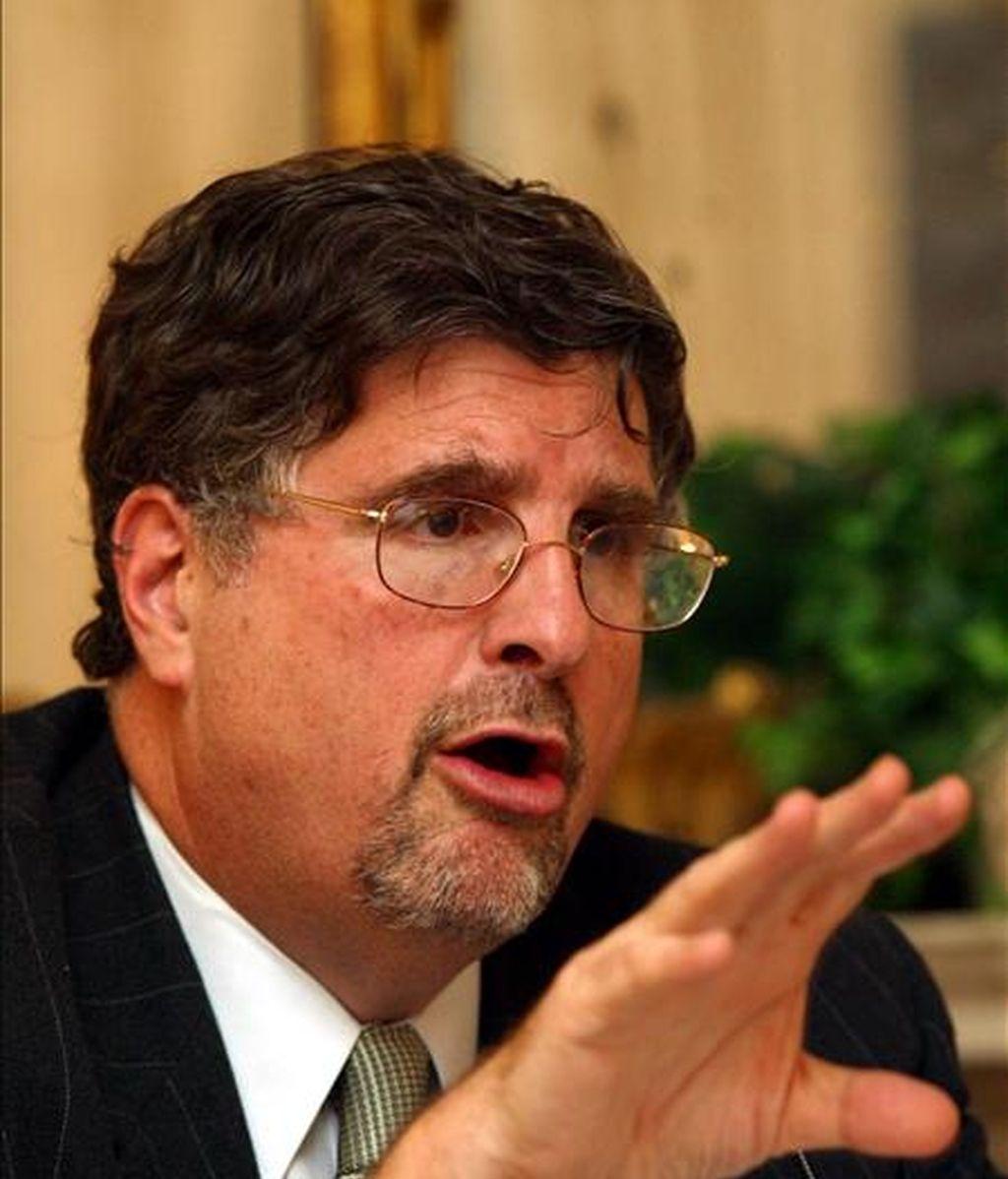 Jeffrey Davidow, asesor de la Casa Blanca para la Cumbre de las Américas, indicó que la energía y el medio ambiente serán dos de los temas dominantes durante el encuentro en Puerto España. EFE/Archivo