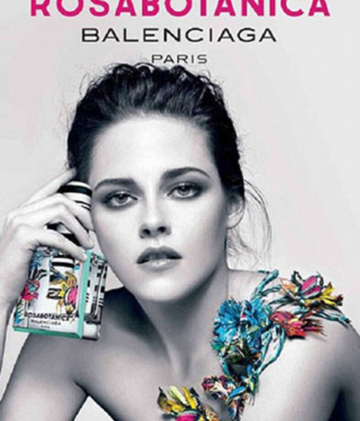 Kristen Stewart, musa de Balenciaga