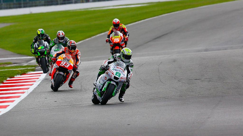 La carrera de MotoGP del GP de Gran Bretaña, al minuto