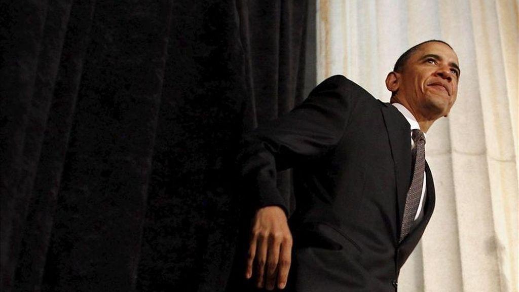 El presidente estadounidense, Barack Obama. EFE/Archivo