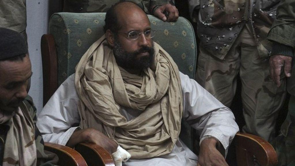 Libia no entregará al hijo de Muamar al Gadafi, Saif al Islam, a la Corte Penal Internacional (CPI), capturado el pasado sábado.
