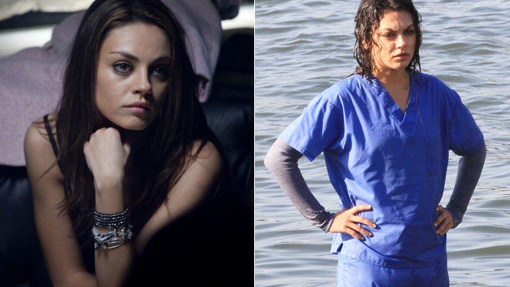 Mila Kunis, para Cisne Negro