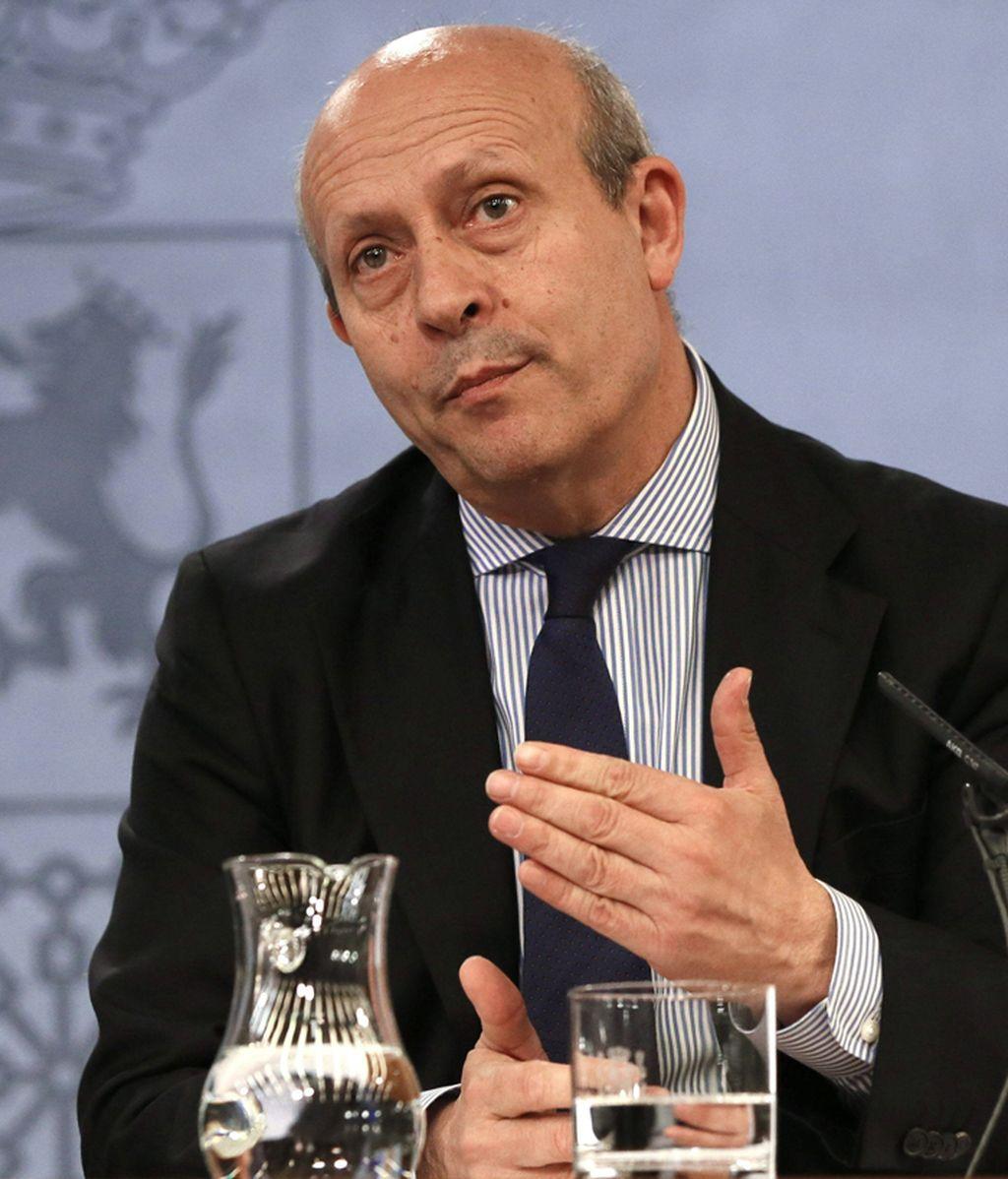 José Ignacio Wert, ministro de Educación y Cultura