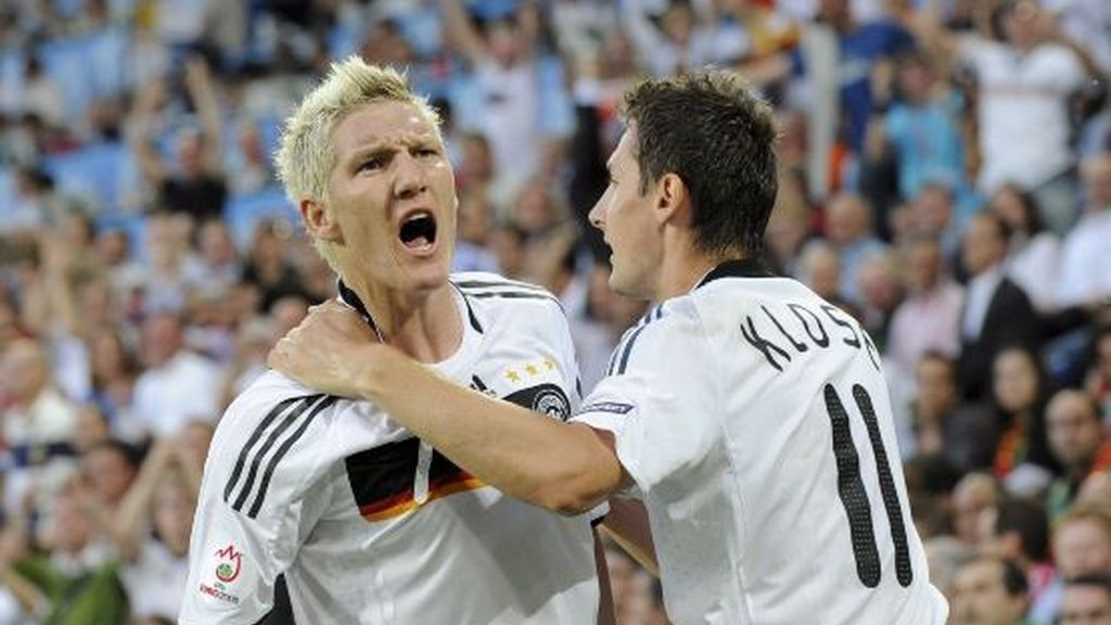 Alemania pasa a semifinales. Foto: EFE