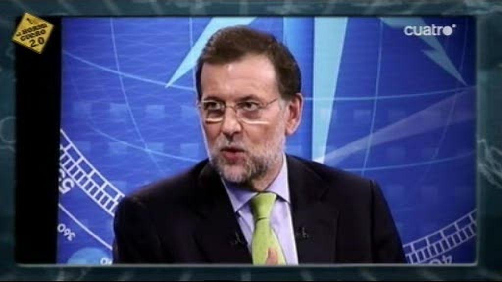 Pablo Motos entrevista en exclusiva a Mariano Rajoy