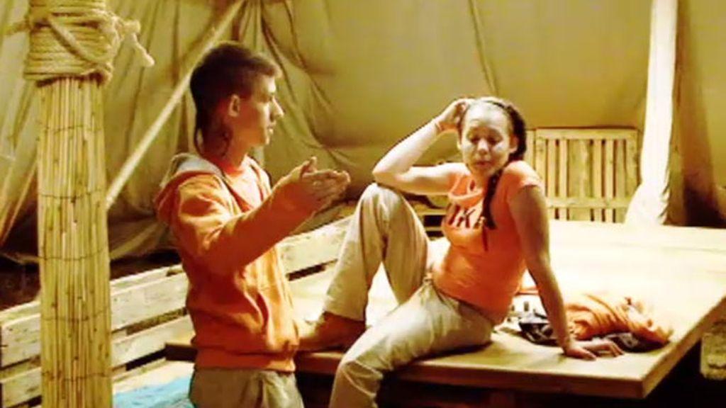 La vida en 'El Campamento'