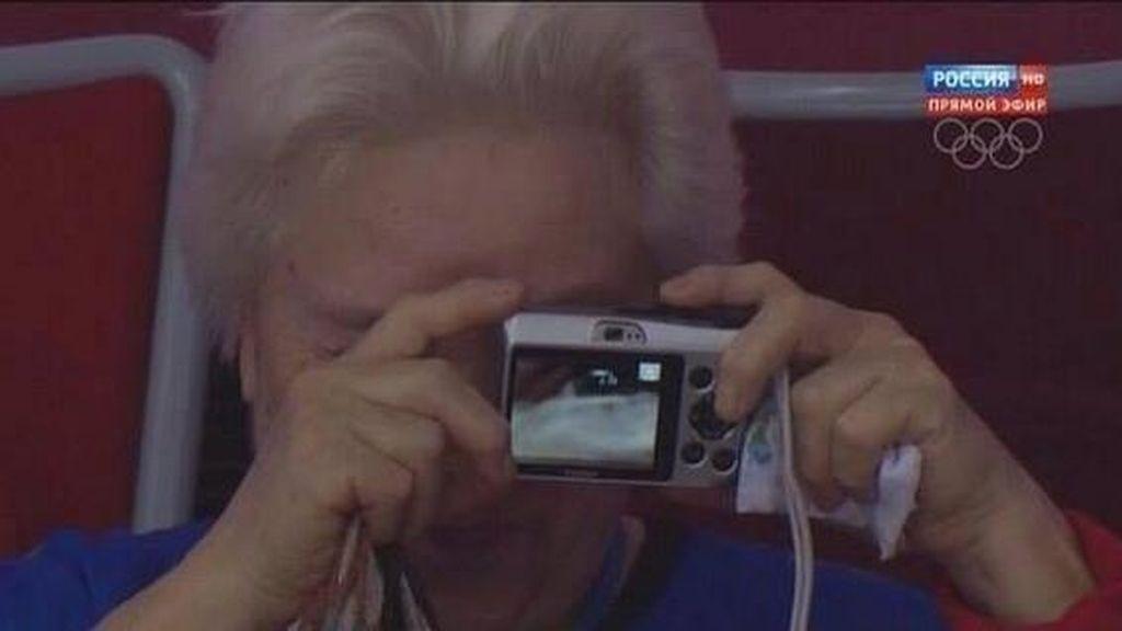 El 'Selfie' más famoso de los Juegos Olímpicos de Sochi