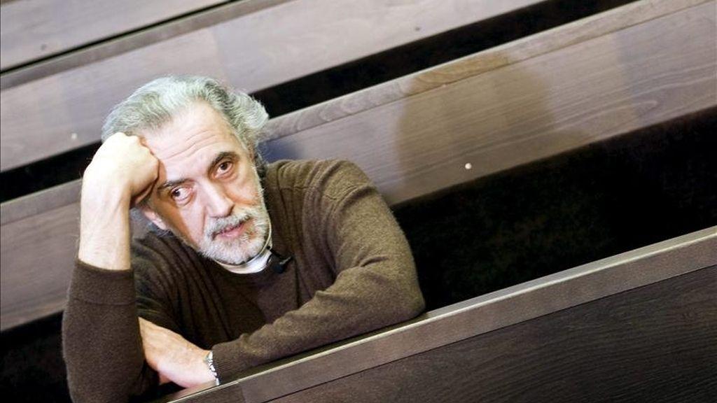 El director Fernando Trueba fue uno de los grandes ausentes en el Festival de Cine de Guadalajara. EFE/Archivo