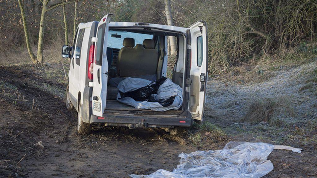 Dos detenidos por homicidio de dos hombres hallados en furgoneta en Bordils