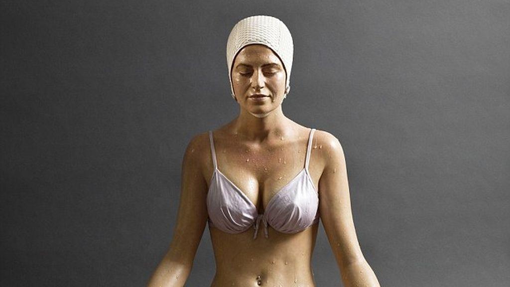 Carole Feuerman, esculturas hiperrealistas