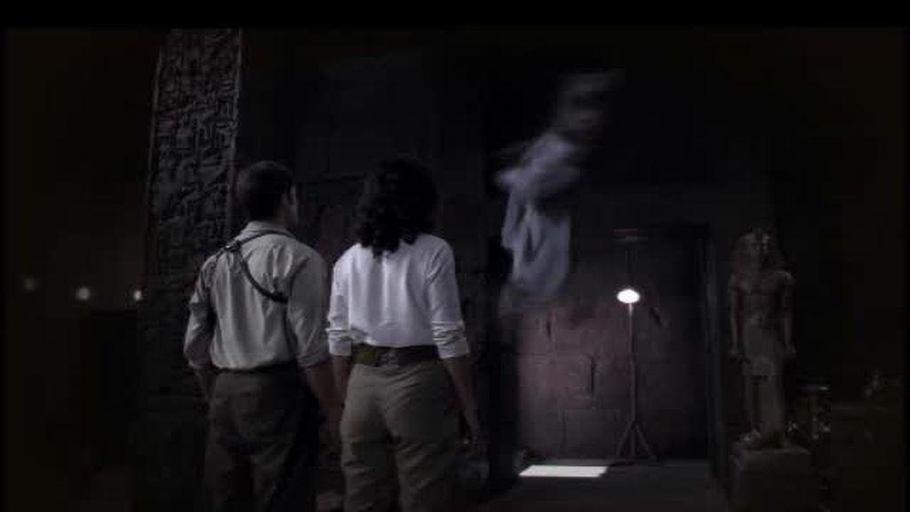 Promo cine. La maldición de la tumba de Tutankamón