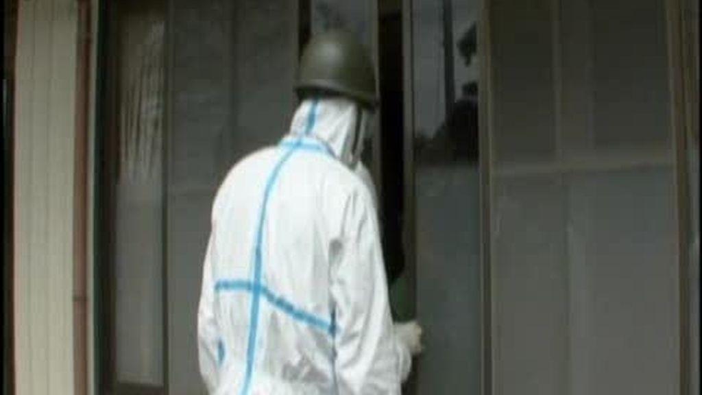 Se resisten al desalojo en Fukushima