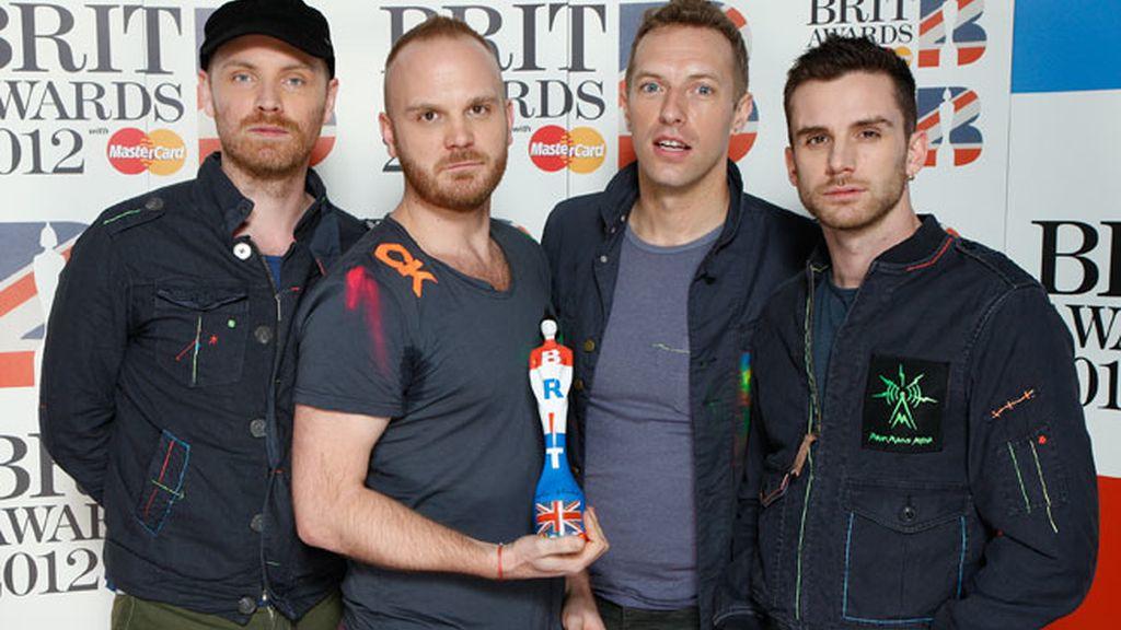 Glamour en los Brit Awards