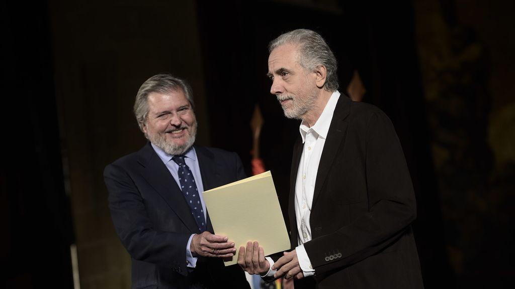 Fernando Trueba recibe el Premio Nacional de Cinematografía