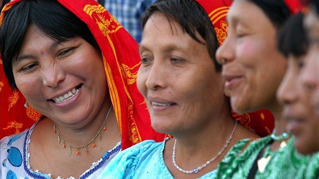 El encuentro, que duró tres días, contó con la participación de representantes de Bolivia, Ecuador, Colombia, Chile y Perú, así como de México, país que estuvo presente en calidad de observador. EFE/Archivo