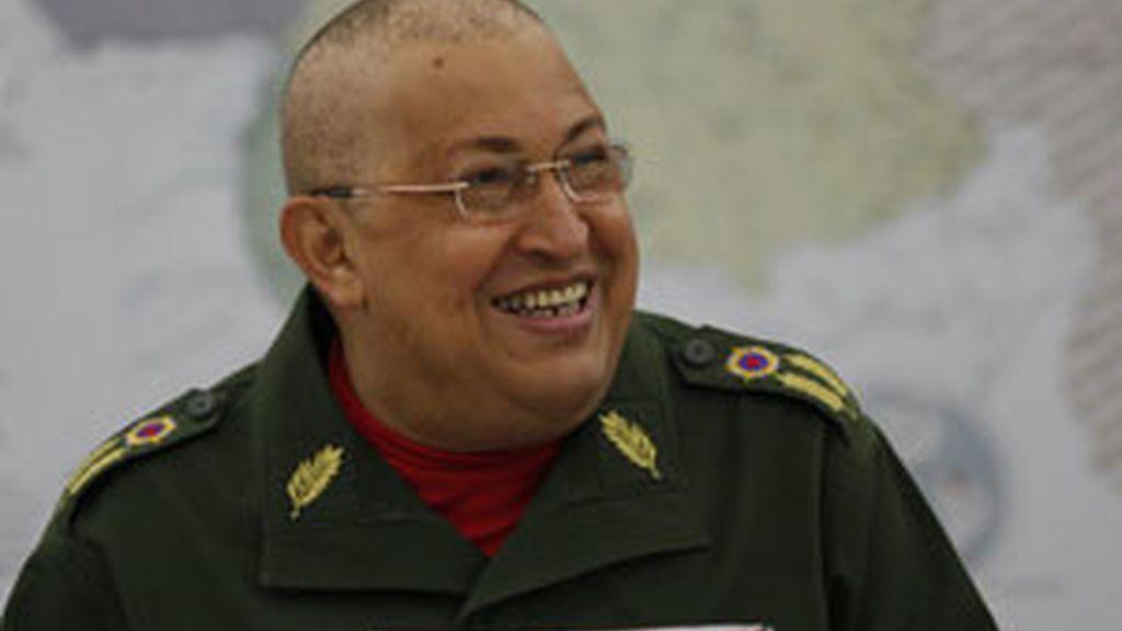 Chávez tiene cáncer