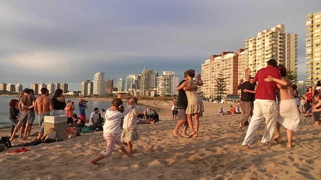 """'Callejeros viajeros' en """"Punta del Este"""""""