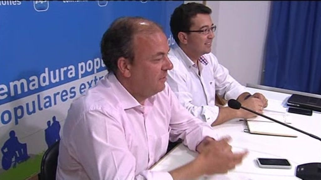 El PP gobernará en Extremadura