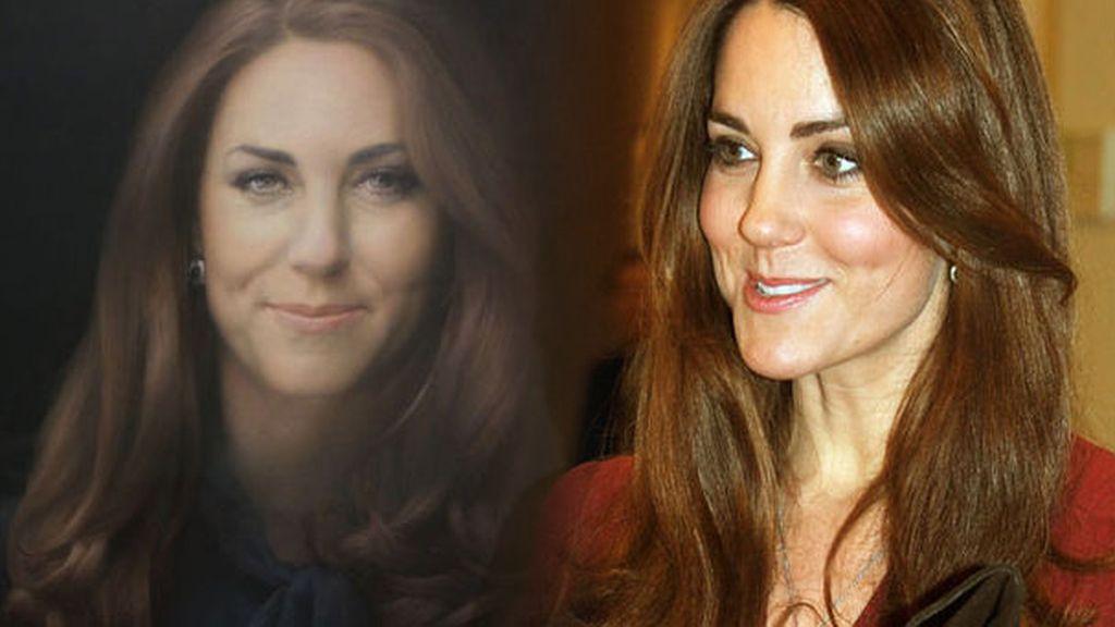 """La princesa """"quería ser retratada de forma natural"""""""