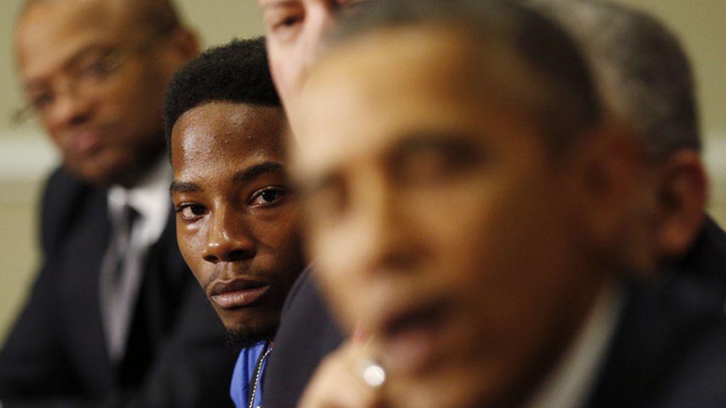 Obama pide cambios en las fuerzas del orden del país