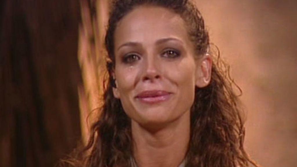 Las lágrimas de Eva González