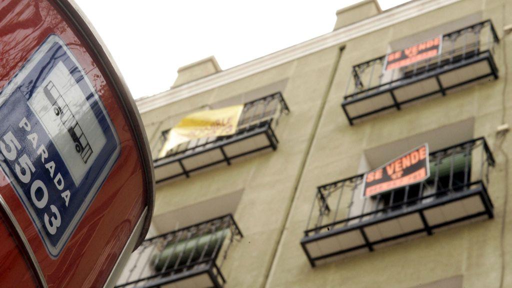 Cae la compraventa de vivienda un 22% en junio