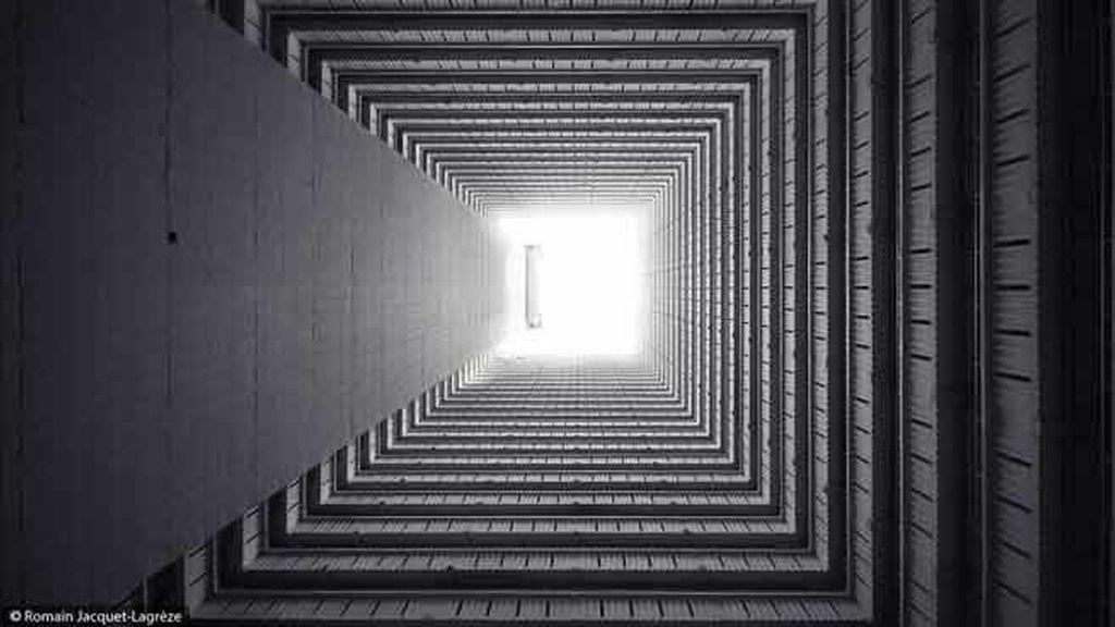 Geometría arquitectónica en todo su esplendor